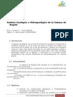 Informe Salida Hidrogeologia