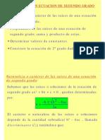 FUNCION CUADRATICA N°2