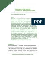 Factores Asociados a La Reprobacion de Los Estudiantes de La Universidad de Sonoraok