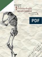 DPPMMLHM Garcia Jauregui C Laformaciondelaterminologia