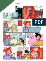 Extraits de la BD Les Geeks T9 (Blogmotion.fr)