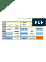 60014 Schedule
