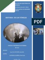 Historia de La Tuneleria