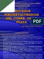 Procesos Extractivos II 2010
