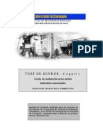 Test - Bender Koppitz Escala de Maduracion Neuro Motriz (1)
