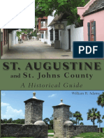 St. Augustine and St. Johns County by William R. Adams
