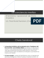Chicanas(AnzalduaySandoval)
