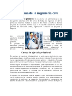 Panorama de la ingeniería civil_