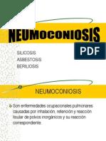 Neumoconiosis II