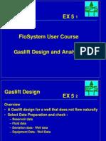 5. Gas Ligt - Diseño y Analisis