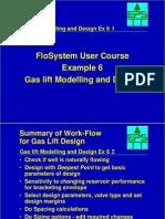 6. Gas Lift - Analisis