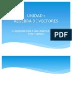 1.2 Introducción a los campos escalares y vectoriales
