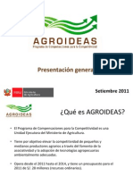 PPT Agroideas - AMPE