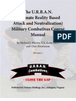 URBAN Military Course Training