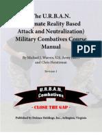 URBAN Military Course Training