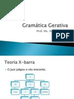 Gramática Gerativa