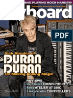 Keyboard August 2011