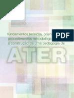ATER - Fundamentos Teoricos, Orientacoes e Procedimentos Metodologicos