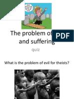 the problem of evil quiz