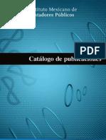Catalogo de Publicaciones Imcp