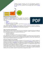 Analisis Sist. Sistema de información