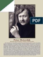 Peter Sloterdijk UNO