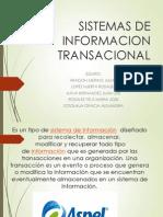 exposicion transaccion