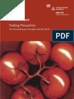 Precautionary Principle and WTO