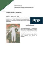 VISIONES Y SÍMBOLOS DE LA INDEPENDENCIA DEL PERÚ