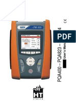 PQA824 Manual