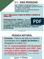 Direito Civil - De Pessoa ~Sucessao