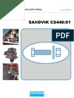 CS440-01 R223.1337en Spare Parts Catalog