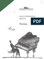 FLIP 2011 Britto Poemas