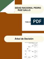 Sesion 02 - Arboles de decisión
