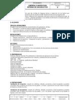 NDT AR PR ILI PO 02 Rev 0 Limpieza e Inspeccion Interna de Gasoductos