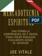 Libro Mercadotecnia Espiritual PDF