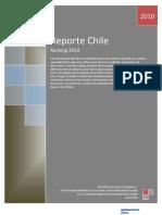 Informe Ranking de Empresas Innovadoras de Chile REI 2010