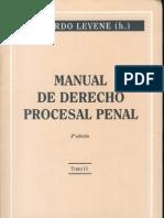 Levenne Ricardo - Manual de Derecho Procesal Penal t II