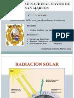 Radiacion Solar Diapositivas- Final