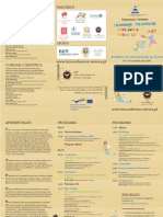 Folheto Conferência IRIS