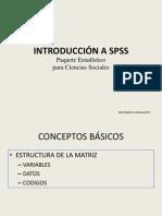 INTRODUCCI�N A SPSS.pptx