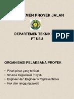 ppt 2 - organisasi proyek