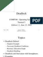 05 Deadlock