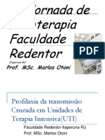 II Jornada de Fisioterapia_Faculdade Redentor