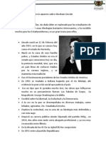Breves Apuntes Sobre Abraham Lincoln