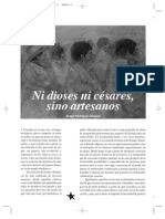 Rebeldi26-Ni Dioses Ni Cesares Sino Artesanos