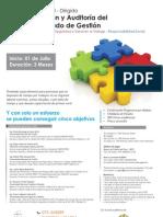IV Diplomado Sistema Integrado de Gestión 2013