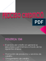 Proceso Crediticio