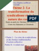 diapo theme syndicalisme 2008-2009