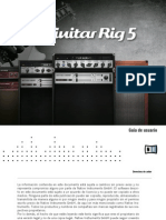 Guitar Rig 5 Manual Spanish